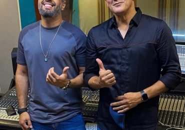 Eddy Herrera y Daniel Santacruz trabajan en nuevo merengue juntos