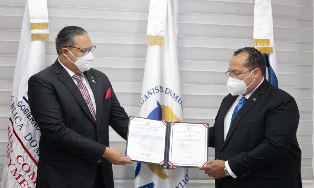 INDOCAL recibe certificación de acreditación del ODAC