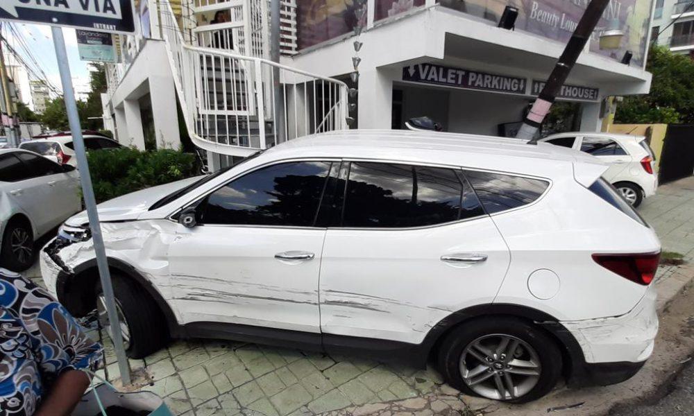 Video   DNCD informa sobre tiroteo ocurrido en la avenida Winston Churchill