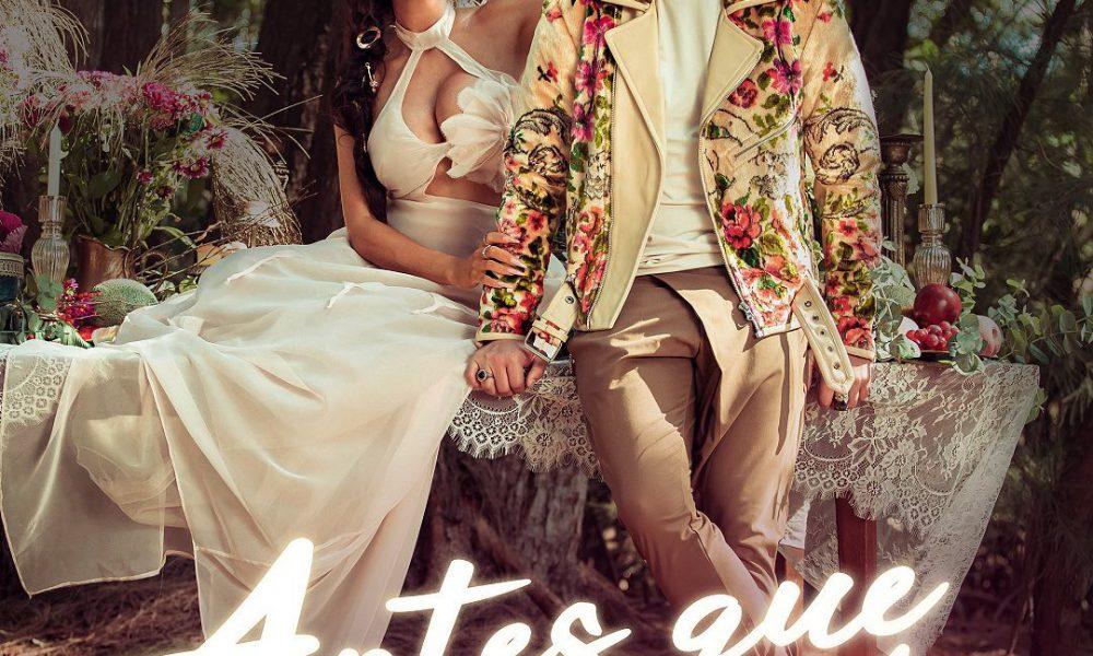 """Natti Natasha y Prince Royce estrenan su nueva colaboración """"Antes que salga el sol"""""""