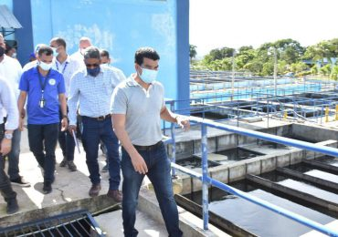 INAPA ofrece asistencia técnica a sistemas para mejorar el agua potable y saneamiento