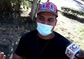 Video | Liceístas disfrazados de Gigantes