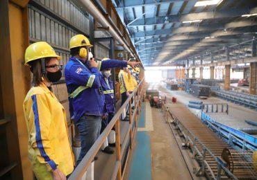 Embajador de Brasil en RD valora aportes de Gerdau Metaldom a la relación comercial de ambos países
