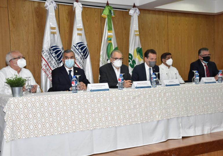 Gobierno anuncia continuación del plan Canasta Segura para garantizar la alimentación de los dominicanos