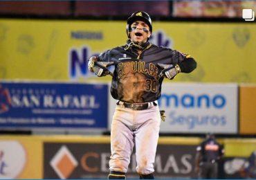 Águilas Cibaeñas son los  campeones de la Serie Final; celebran su Corona 22