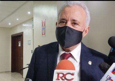 Video | Antonio Taveras somete propuesta de modificación a la ley de Estado de Excepción