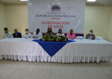 Gobierno inicia plan de emergencia para Azua con una inversión cercana a RD$53 millones