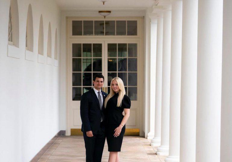 Tiffany Trump anuncia su compromiso con el millonario libanés Michael Boulos