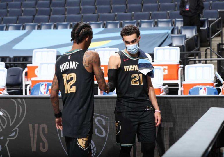 NBA pospone tres juegos de Memphis por Covid-19