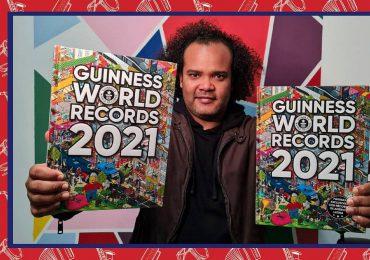 Un Récord Pa'l Merengue incluido en la nueva edición del libro Guinness World Records 2021