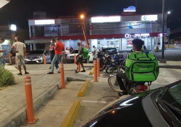 VIDEO | Toque de queda revoluciona el mundo del delivery en República Dominicana