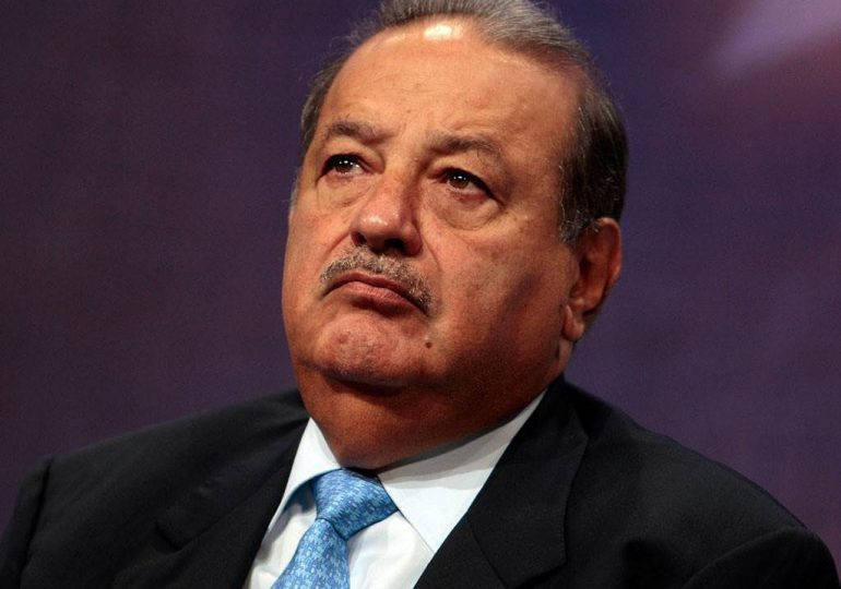 Carlos Slim tiene COVID-19, presenta síntomas leves