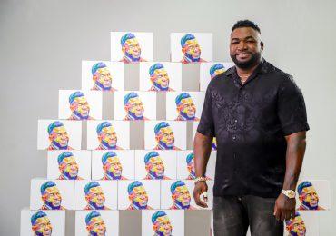 David Ortiz protagoniza edición limitada de humidor para su marca de cigarros Big Papi