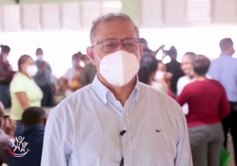 INABIE entrega a suplidoras del almuerzo escolar más de RD$2,000 millones correspondientes al 20% de anticipo