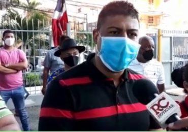 VIDEO | Exempleados de la DIGEPEP reclaman prestaciones laborales