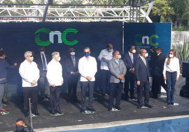 Gobierno inaugura primer corredor en la Núñez de Cáceres