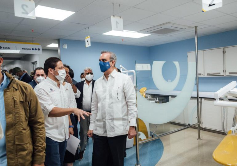 Inauguran primera fase de la ampliación del Hospital José María Cabral y Báez