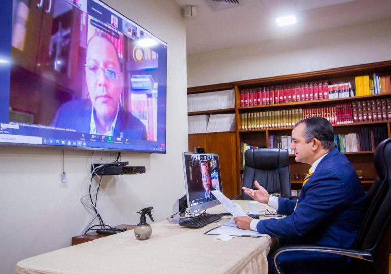 """Jáquez Liranzo presenta Conferencia Magistral: """"El Papel de la JCE y los Derechos Políticos"""""""