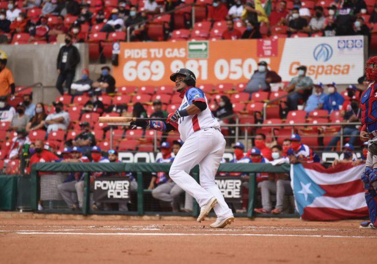 RD vence 5-1 a PR en su primer partido de la Serie del Caribe
