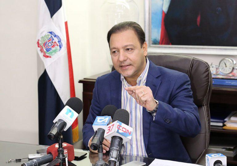 Abel Martínez  dice resultados auditoría son las pruebas que presentó en el año 2018