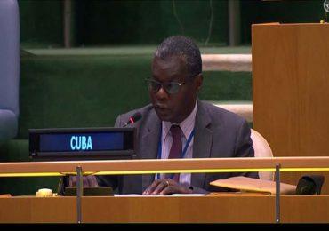 Califican de vergonzosa decisión de EE.UU. sobre Cuba