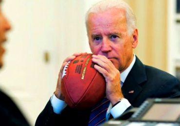 Jugar fútbol americano ayudó a Joe Biden a superar tartamudez