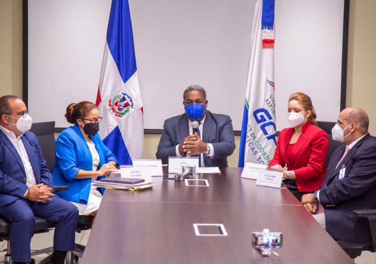 Gabinete de Política anuncia Foro Internacional sobre Protección Social y su Institucionalidad