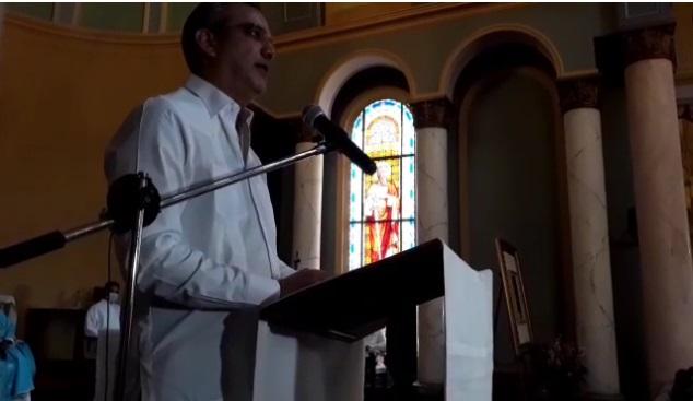 VIDEO | Abinader considera que llegó a la caja de bateo con un bate muy pesado para hacer swing