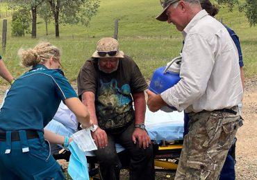 Encuentran a un hombre que pasó 18 días perdido en los bosques de Australia
