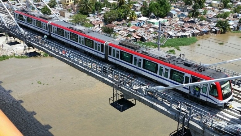 Diputados aprueban préstamo por U€44.979.162 MM para segunda línea del Metro de Santo Domingo