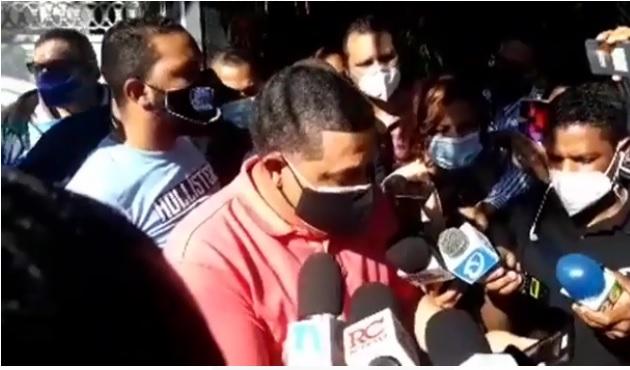 VIDEO | Casa de Abel Martínez fue utilizada para rodear otra aclara Fiscalía de Santiago