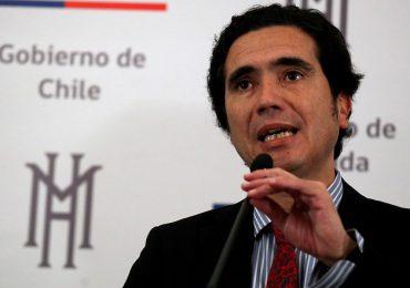 Renuncia ministro de Hacienda de Chile para lanzar precandidatura presidencial
