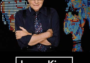 Fallece Larry King a sus 87 años por Covid-19