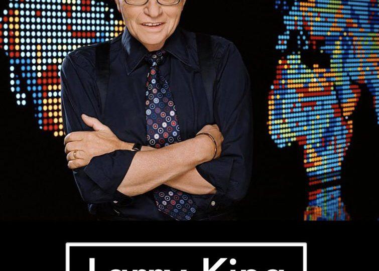 Fallece Larry King a sus 87 años por Covid-19