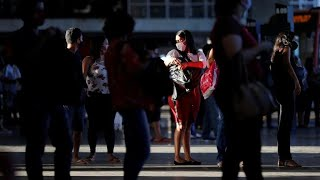 Francia intenta evitar un nuevo confinamiento, protestas en Brasil