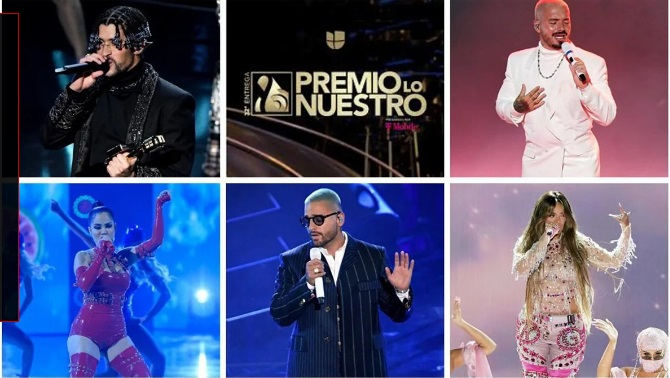 Premios Lo Nuestro 2021 ha anunciado sus nominados