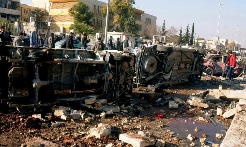 Seis muertos deja atentados con coches bomba en el noreste de Siria