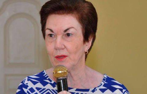Sonia Guzmán es aceptada como Embajadora de la República Dominicana en EEUU