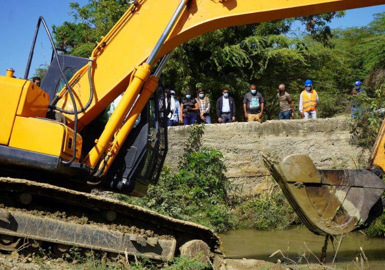 VIDEO | INDRHI inicia mejoramiento en sistema de riego eficiente en San Juan y Elías Piña