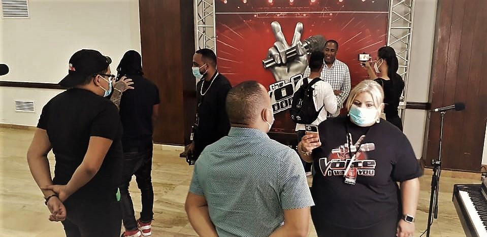 The Voice Dominicana iniciará etapa de audiciones en vivo con 110 participantes