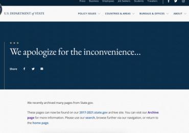 Gobierno de Joe Biden archiva sitio de Red Limpia contra Huawei