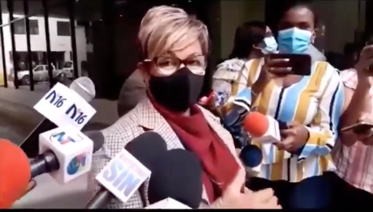PRSC celebra el regreso diputada Lila Alburquerque; Dice las puertas del reformismo están abiertas