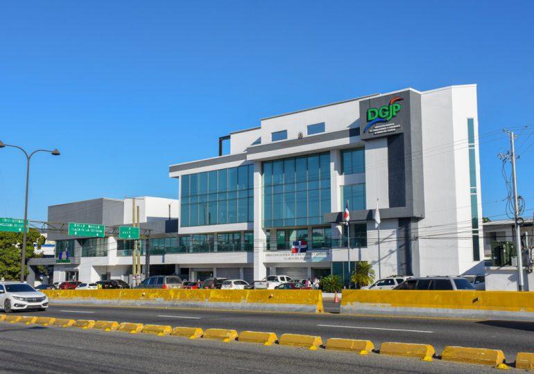 DGJP aclara desvinculación de ex empleado