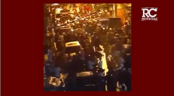 VIDEO   Denuncian fiestas en barrios de la capital son de amanecidas; autoridades se hacen de la vista gorda