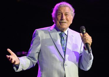 El legendario cantante Tony Bennett tiene Alzheimer