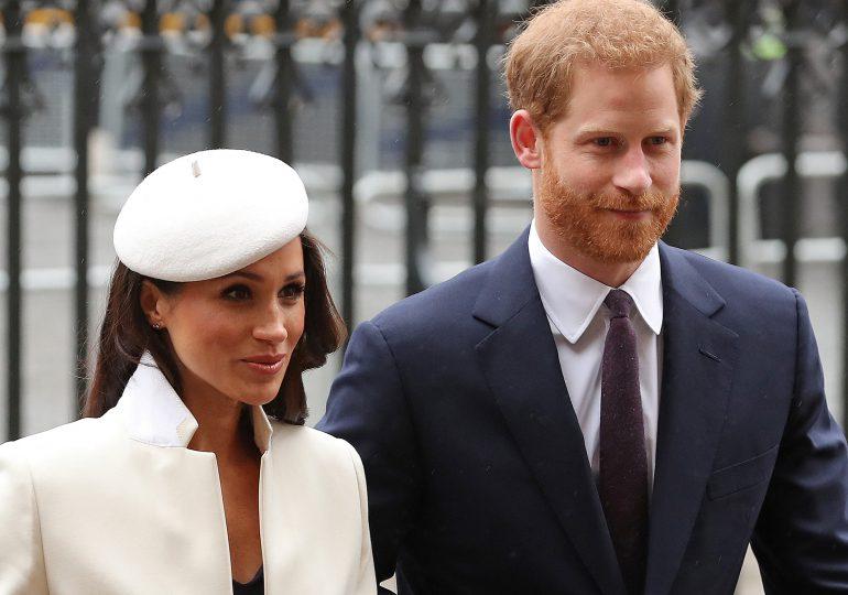 El príncipe Enrique y su esposa Meghan pierden sus últimos títulos reales