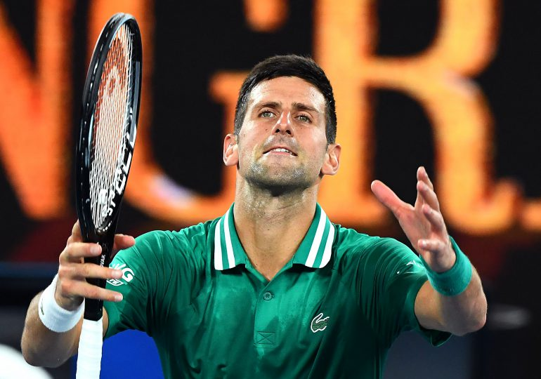 Djokovic culpa a la cuarentena de las lesiones y pide una burbuja estilo NBA