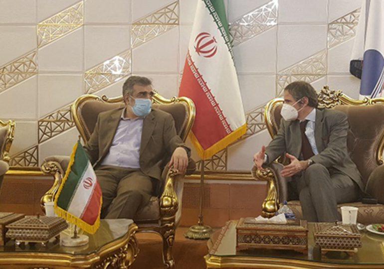 El jefe del OIEA llega a Teherán antes de expirar plazo crucial en el programa nuclear