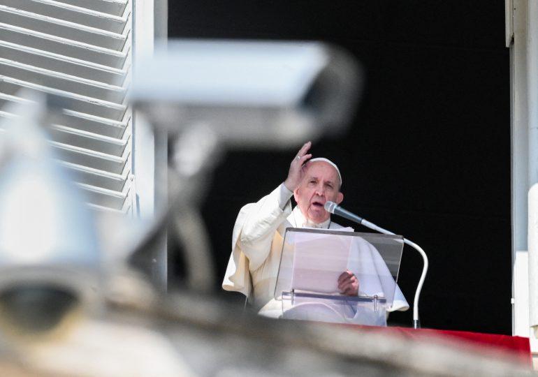 Francisco imagina que morirá en Roma siendo papa y no volverá a la Argentina