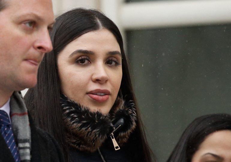 Esposa del Chapo, arrestada en EEUU por narcotráfico, se declarará no culpable